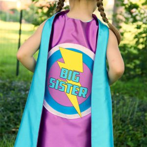Big Sister Superhero Capes
